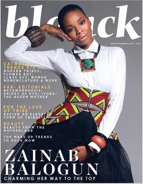 Zainab Blanck Cover