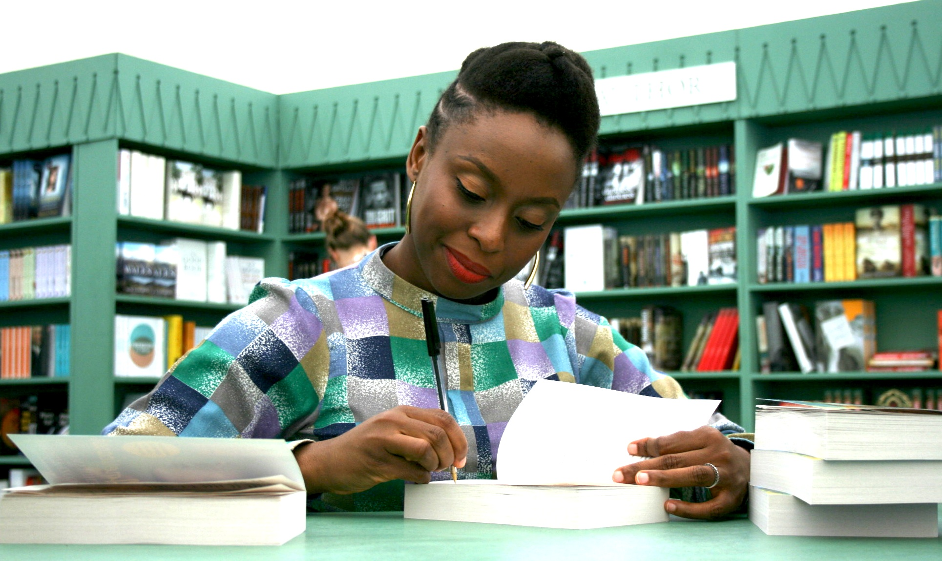 "Ask Your Daughter The Writer To Bring The Money,"" Chimamanda ..."