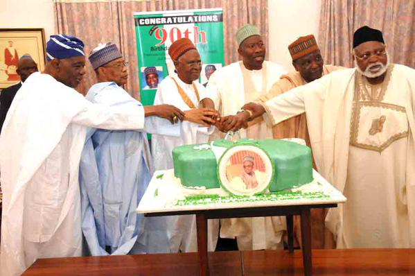 Buhari Owes Past Presidents 10 Months Salaries
