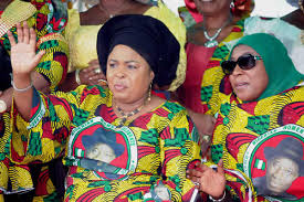 Patience Jonathan Says It Took Her 15 Years To Save Up The $15m Frozen By EFCC
