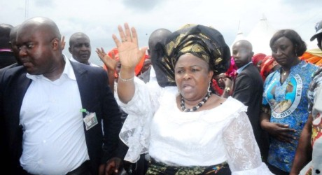 Former First Lady, Patience Jonathan Said EFCC Sending Assasins After Her