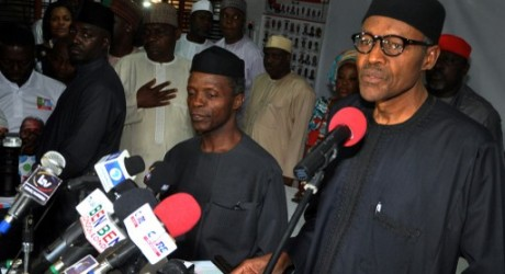 We Are Inheriting The Worst Economy In The History of Nigeria- Osinbajo Laments