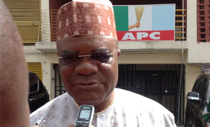 Vincent Ogbulafor, Who Said PDP Will Rule Nigeria For 60 Years, Visits APC