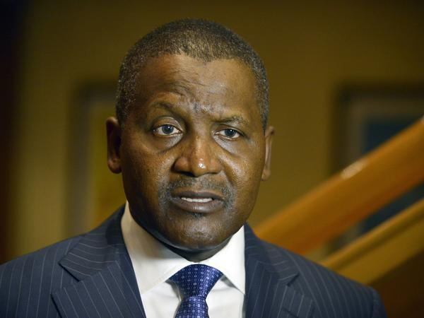"""Five of the Twelve Million Jobs Needed in Africa Must Be Created in Nigeria""-  Aliko Dangote At the UN"