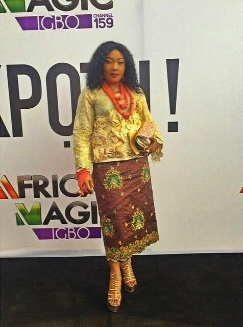 Eucharia Anunobi AFMAG Igbo