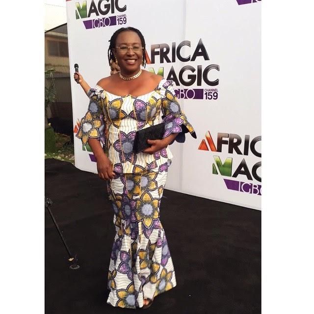 Patience Ozokwo AFMAG Igbo