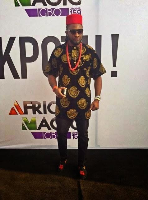 Uti Nwachukwu AFMAG Igbo