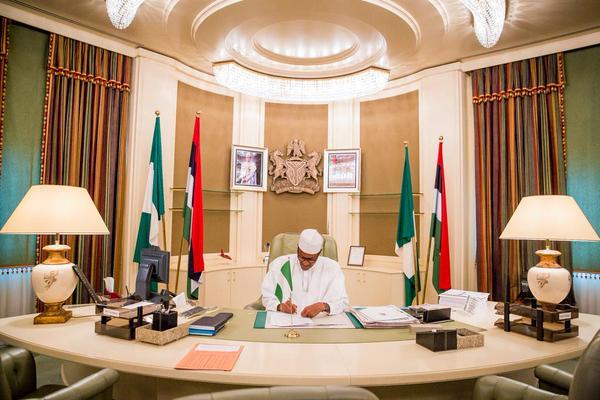 Office in nigeria