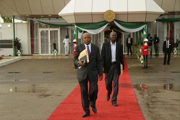 Fashola leaves for Germany