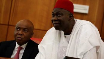 "Police Confirms Senate ""Standing Order"" Used To Elect Saraki And Ekweremadu Was Forged"