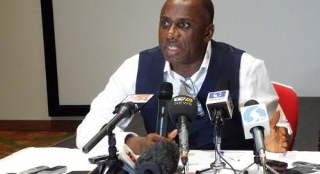 APC Explains Why Magnus Abe Seems To Be Fighting Rotimi Amaechi