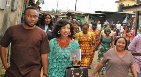 Nollywood Actress Tonto Dikeh, Says Her Marriage To Olakunle Oladunni Churchill Was A Sham
