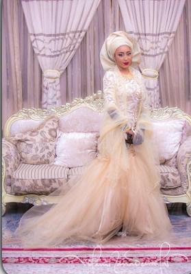 Aisha Badru Wed