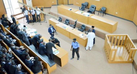 Saraki Would Not Resign His Position Unless Convicted By The Court Says Senate Leader