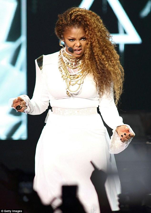 Janets unbreakable concert