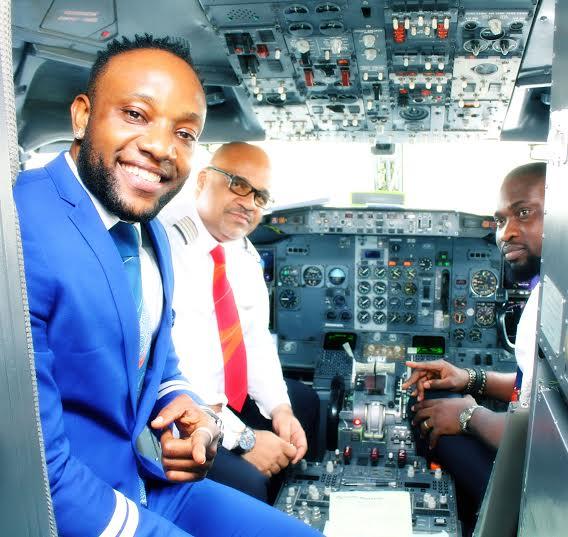 Kcee flight attendant 4
