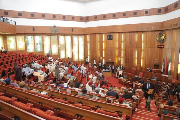 Senate Drops Two Non-career Ambassadorial Nominees