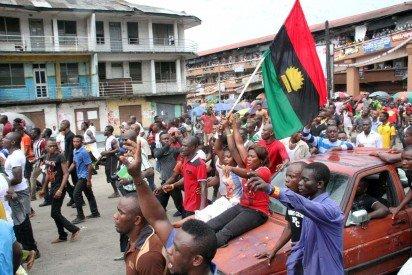 Radio biafra protest 5