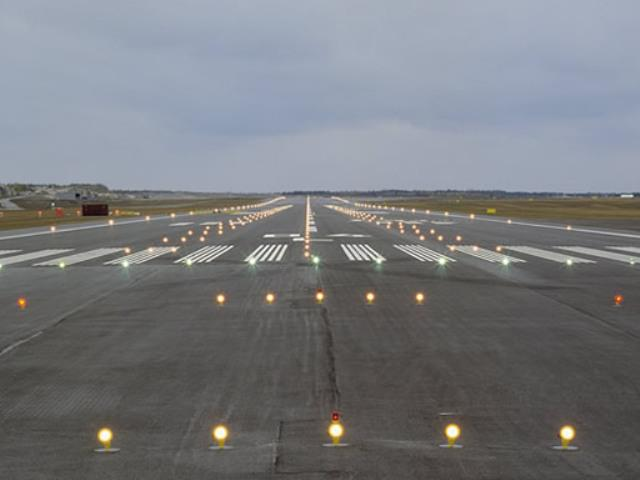 faan boss says the renovated abuja airport runway is ready newswirengr
