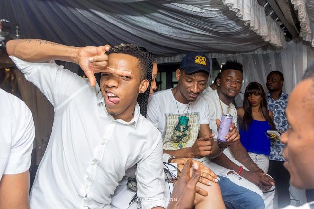 Iyanya party 11