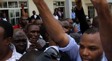 Arewa Youths Want Nnamdi Kanu Arrested