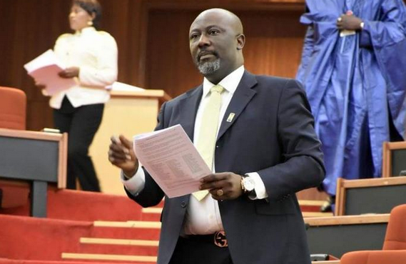 "Dino Melaye Alleges that the EFCC is ""Cooking Up Allegations"" Against Him"