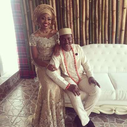 Uche Okonkwo and Husband