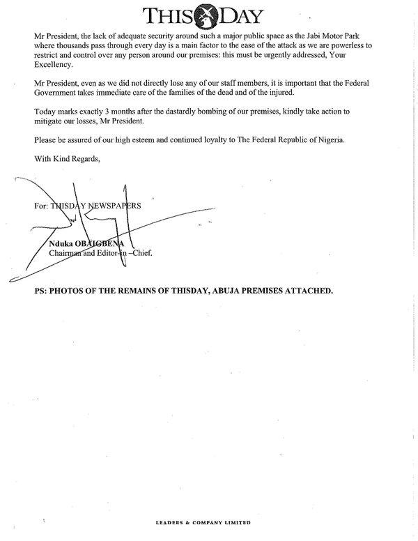 Nduka Letter 3