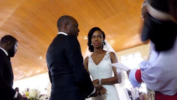 Okowa daughter weds 2