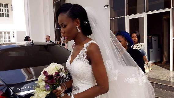 Okowa daughter weds 4