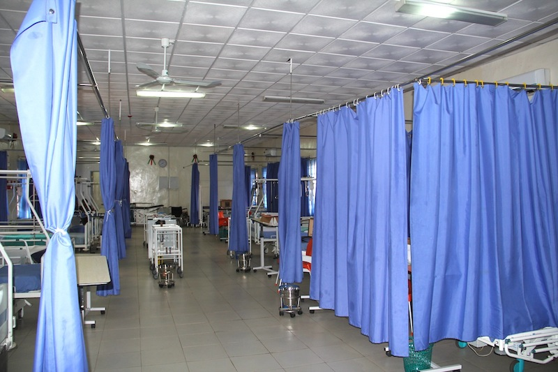 TRAUMA AND SURGICAL CENTRE FEMALE WARD