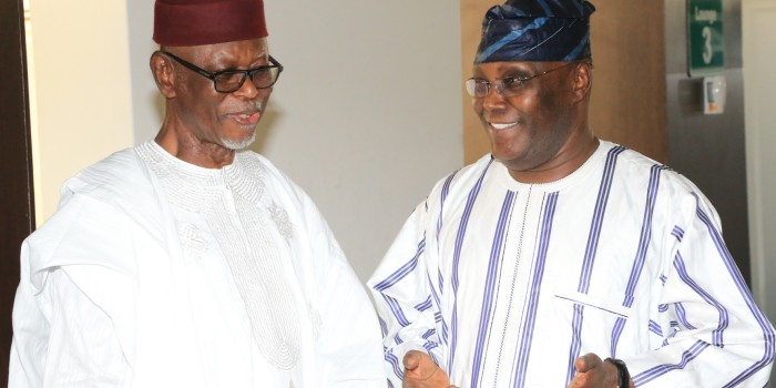 Atiku Abubakar Goes Against The Position of the APC And Presidency