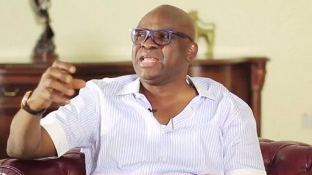 EFCC Can't Block Governor Fayose's Account, Appeal Court Rules
