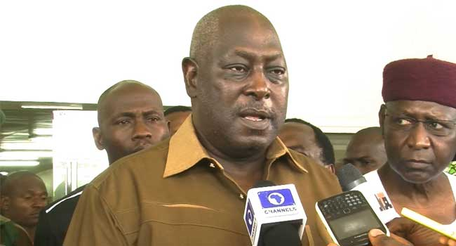 Suspended SGF Babachir Lawal Says He Is Not Aware of His Suspension