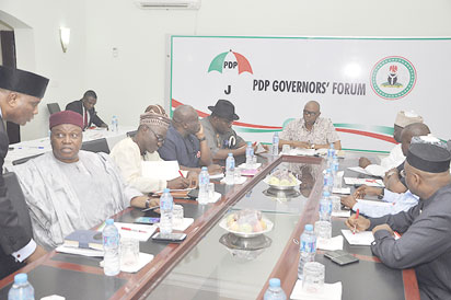 "PDP Says Buhari's Nationwide Broadcast A ""Monumental Anti-climax"""