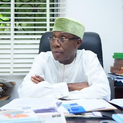 Rice Problem Soon To Be A Thing of the Past – Minister, Audu Ogbeh
