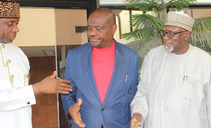 Wike Accuses Amaechi Of Forming New Cult Group Ahead Of 2019 Elections