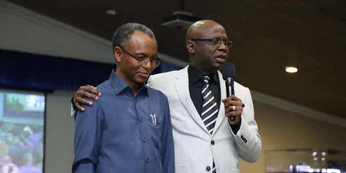 """Osinbajo May Not Succeed Buhari"" – Pastor Tunde Bakare Finds His Voice"
