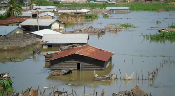 Flood Ravages 12 Cross River Communities