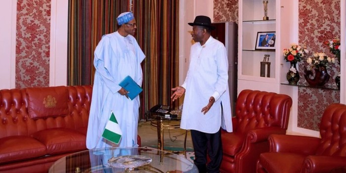 Ex-President Jonathan Says Most Corrupt Nigerians Speak Loudily Against Corruption