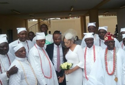 Tinubu Son wed 3