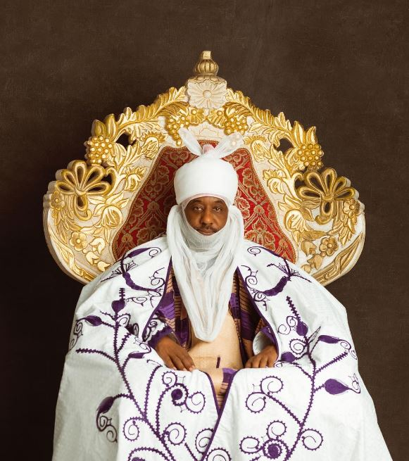 Image result for Emir of Kano, Mallam Muhammad Sanusi II
