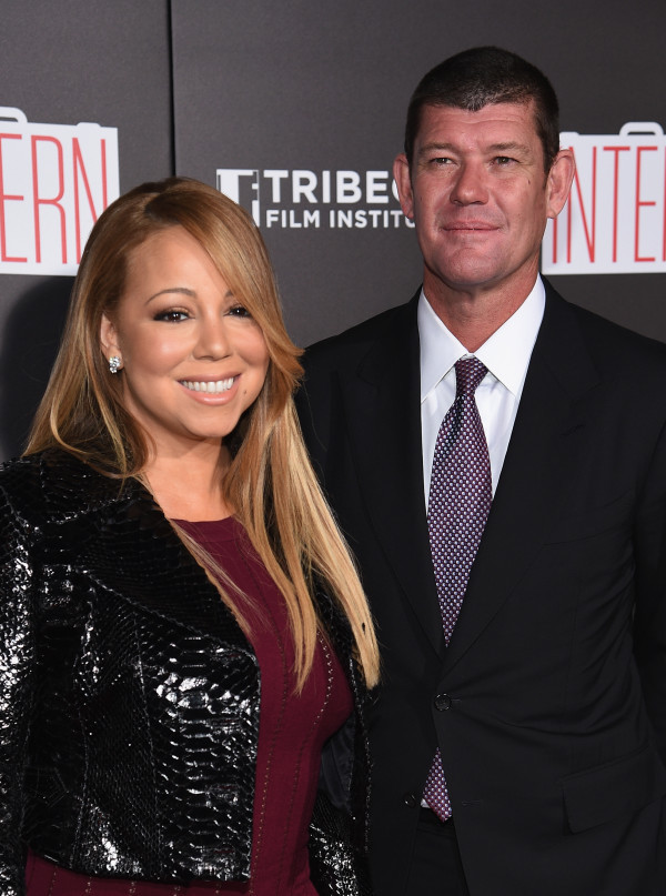 mariah carey james packer relationship problems