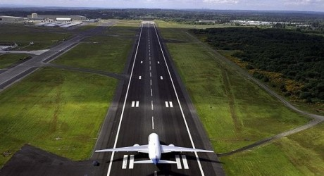 Two Air Peace Planes Grounded After Colliding On The Lagos Airport Runway