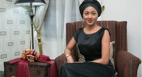 Photos From Zahra Buhari's Aso Rock Bridal Shower Party