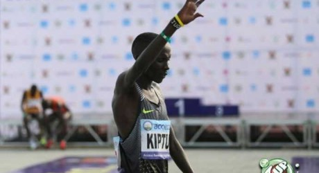 Kenya's Abraham Kiptum Wins Lagos City Marathon For The Second Time