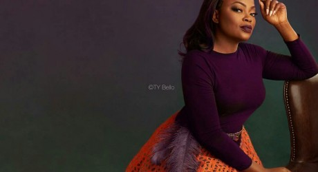 Funke Akindele-Bello's Cover Photos for ThisDay Style's New Issue Is a Must See