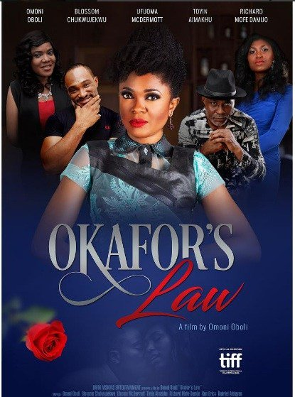 Just In: Court Lifts Ban on Omoni Oboli's Okafor's Law