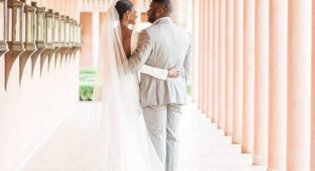 Former Miss World, Agbani Darego, Over The Weekend, Got Married To T.Y Danjuma's Son