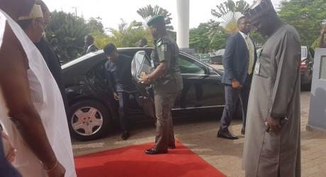 "Biafra At 50: Nigeria's Acting President, Yemi Osinbajo Says ""Greater Together"""